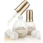 Яичная маска-сыворотка Lioele Ampoule Egg Pack