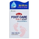 Мыло для ухода за ступнями Mukunghwa Foot Care Soap