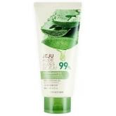 Универсальный гель с алоэ The Face Shop Jeju Aloe Fresh Soothing Gel (tube)