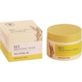 Осветляющий крем Welcos Rice Brightening Cream