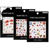 Наклейки для маникюра Tony Moly Point Nail Sticker