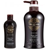 Шампунь с хной и комплексом восточных трав Richenna Gold Henna Clinic Shampoo