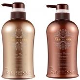 Набор для окрашенных волос из 2 - х предметов (кондиционер + шампунь) Richenna Henna Therapy  Shampoo&Treatment