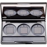 Палитра с тремя магнитными ячейками Limoni Magic Box Вlack