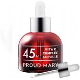 Комплекс с витамином С 45% в ампуле Proud Mary Vita C Complex Ampoule 45%