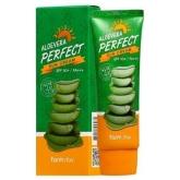Крем для защиты от солнца FarmStay Aloevera Perfect Sun Cream SPF 50+/PA+++