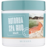 Спа – маска с лечебной грязью Missha Rotorua Spa Mud Mask
