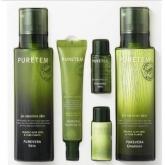 Набор уходовых средств на основе экстракта алоэ Welcos Puretem Purevera 2 Items Set