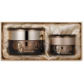 Укрепляющий набор для лица и век Welcos Hwangback Firming Cream Set
