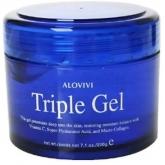 Гель с гиалуроновой кислотой и микроколлагеном Alovivi Triple Gel