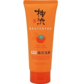 Противовоспалительная пенка для умывания Kumano Cosmetics Кakishibu Skin Care Facial Foam