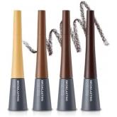 Тени - карандаш для бровей The Face Shop Browlasting Powder And Pencil