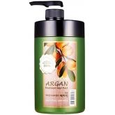 Восстанавливающая маска с аргановым маслом Welcos Confume Argan Treatment Hair Pack