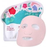 Маска для лица тканевая от морщин Ciracle From Jeju Camellia Flower Anti-Wrinkle Mask Pack