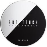 Рассыпчатая пудра для лица Missha Pro-Touch Face Powder SPF15