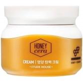 Питательный крем с экстрактом мёда Etude House Honey Cera Cream
