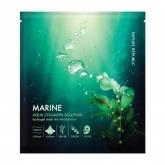 Гидрогелевая маска с морским коллагеном Nature Republic Aqua Collagen Solution Marine Hydro Gel Mask