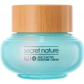 Разглаживающий крем для лица с экстрактом кактуса Secret Nature Jeju Cactus Moisture Cream