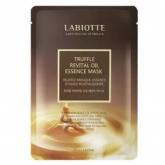 Тканевая маска с пептидами и экстрактом трюфеля Labiotte Truffle Revital Oil Essence Mask