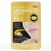 Гидрогелевый патч для губ MBeauty Gold Hydrogel Lip Patch
