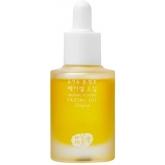 Органическое масло для лица с цветочными ферментами Whamisa Organic Flowers Facial Oil Natural Fermentation