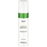 Флюид-крем с маслом черного тмина и экстрактом мелиссы Aravia Professional Comfort Skin Fluid Gentle Skin