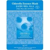 Тонизирующая маска с хлореллой Mijin Cosmetics Chlorella Essence Mask