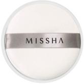 Спонж для макияжа в пластиковой упаковке Missha Caron Puff with Case