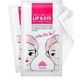 Очищающие салфетки для демакияжа Lioele 'Who Are You' Lip