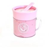 Кремовый скраб для лица с ароматом клубники Tony Moly Latte Art Strawberry Scrub