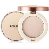 Стойкий тональный крем The Saem Eco Soul Spau Skin Finish SPF50+ PA+++