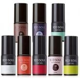 UV гель-лак для ногтей The Saem Eco Soul Nail Collection UV Gel