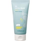 Скраб для ног с фруктовыми кислотами The Face Shop Foot Smile AHA Plus Scrub