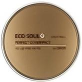 Компактная пудра The Saem Eco Soul Perfect Cover Pact