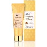 Крем для рук с с экстрактом золота Llang Super Repair
