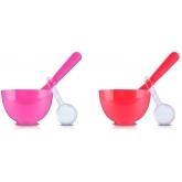 АН Tools Набор для нанесения альгинатных масок Beauty Set (Rubber Ball Small/Spatula middle/Measuring Cup)