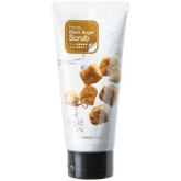Скраб с экстрактом черного сахара The Face Shop Smart Peeling Honey Black Sugar Scrub