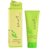 Очищающая маска-пленка Welcos Green Tea Purifying Peel Off Pack