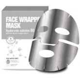 Увлажняющая маска Berrisom Face Wrapping Mask Hyaluronic Solution 80