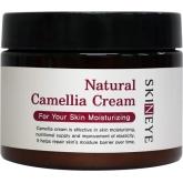Крем для лица с экстрактом камелии Skineye Natural Camellia Cream