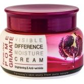 Увлажняющий крем для лица FarmStay Visible Difference Moisture Cream Pomegranate