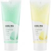 Охлаждающий сорбет - крем для тела Missha Cooling Body Sorbet