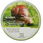 Гель с экстрактом улиточного муцина Juno Beaumyr Snail Soothing Gel
