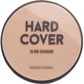 Кушон + рефил для лица Holika Holika Hard Cover Glow Cushion Set