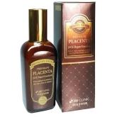 Антивозрастная эмульсия для лица с плацентой 3W Clinic Premium Placenta Age Repair Emulsion