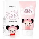 Очищающая пенка Karadium Pure Bubble Cleansing Foam Pucca Edition