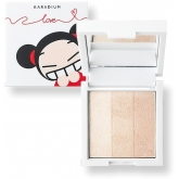 Хайлайтер 3в1 Karadium Shine Up FIinish Pucca Edition