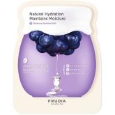 Тканевая увлажняющая маска с черникой Frudia Blueberry Hydrating Mask