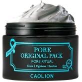 Охлаждающая маска для очищения пор Caolion Premium Pore Original Pack