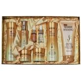 Набор для лица антивозрастной Deoproce Whee Hyang Anti-Wrinkle&Whitening Skin Care 8 Set